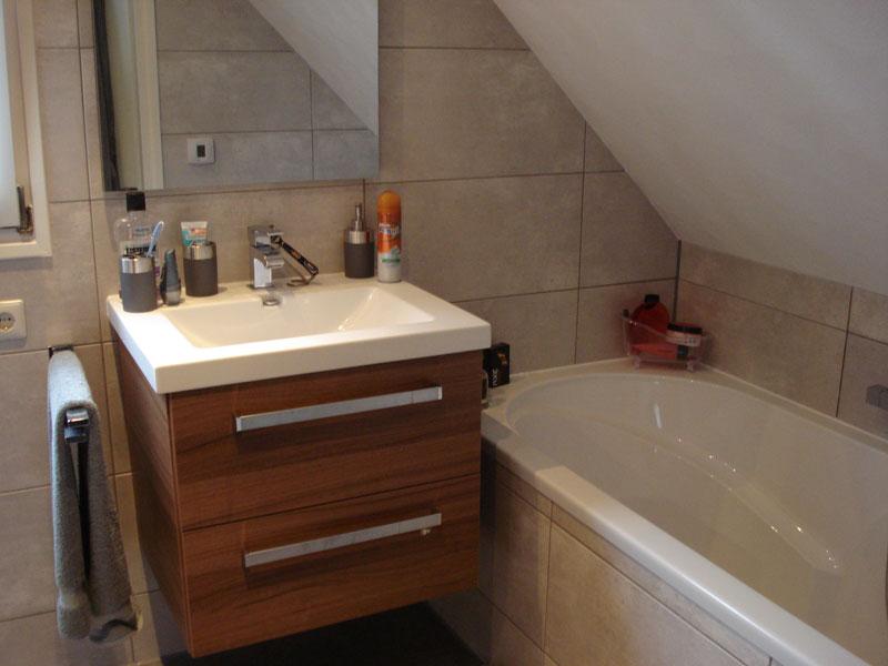 Badkamer renoveren Almere | Foto\'s badkamer verbouwing in Almere
