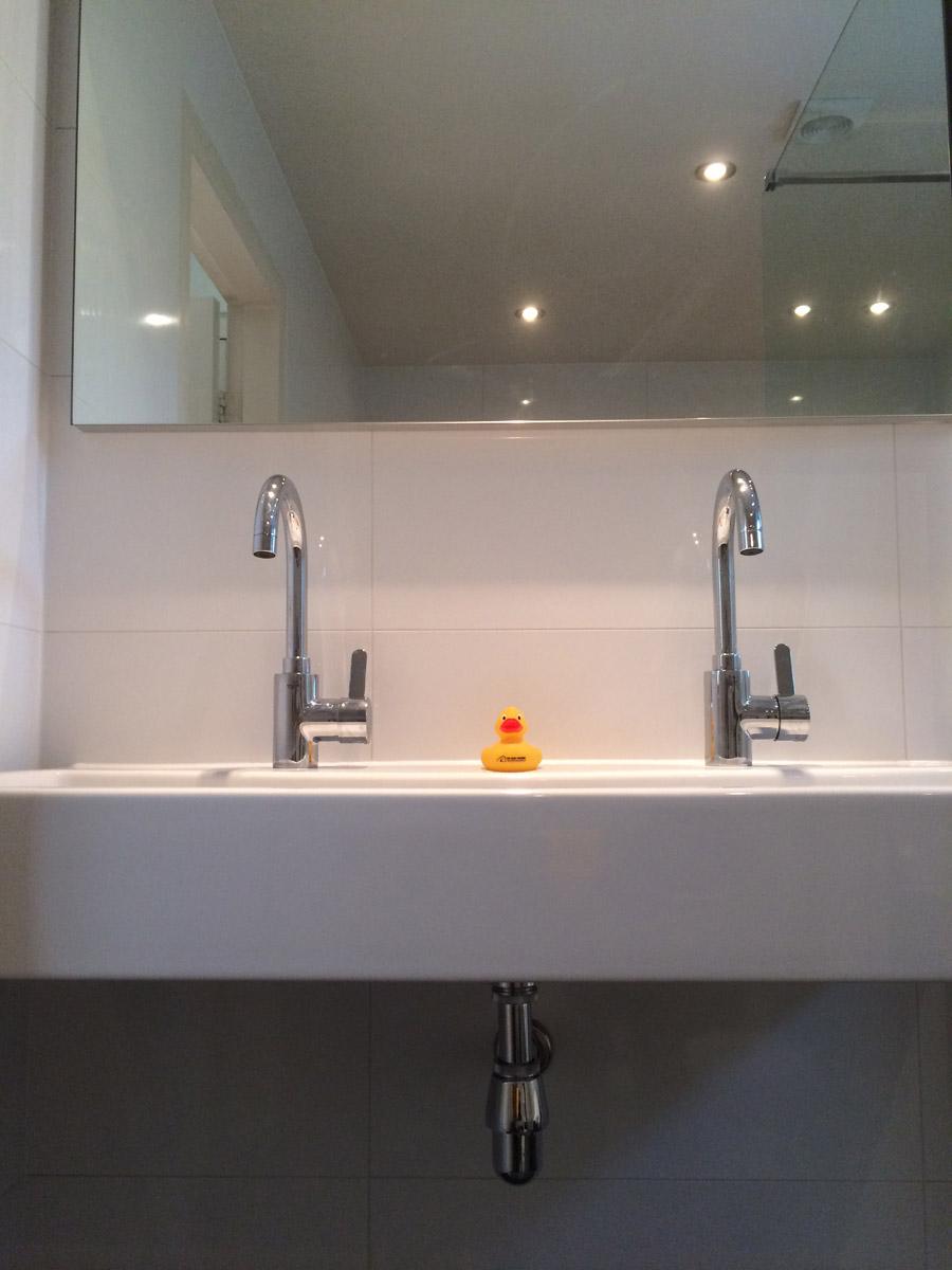 Badkamer renoveren Haarlem | Foto\'s van badkamer renovatie in Haarlem
