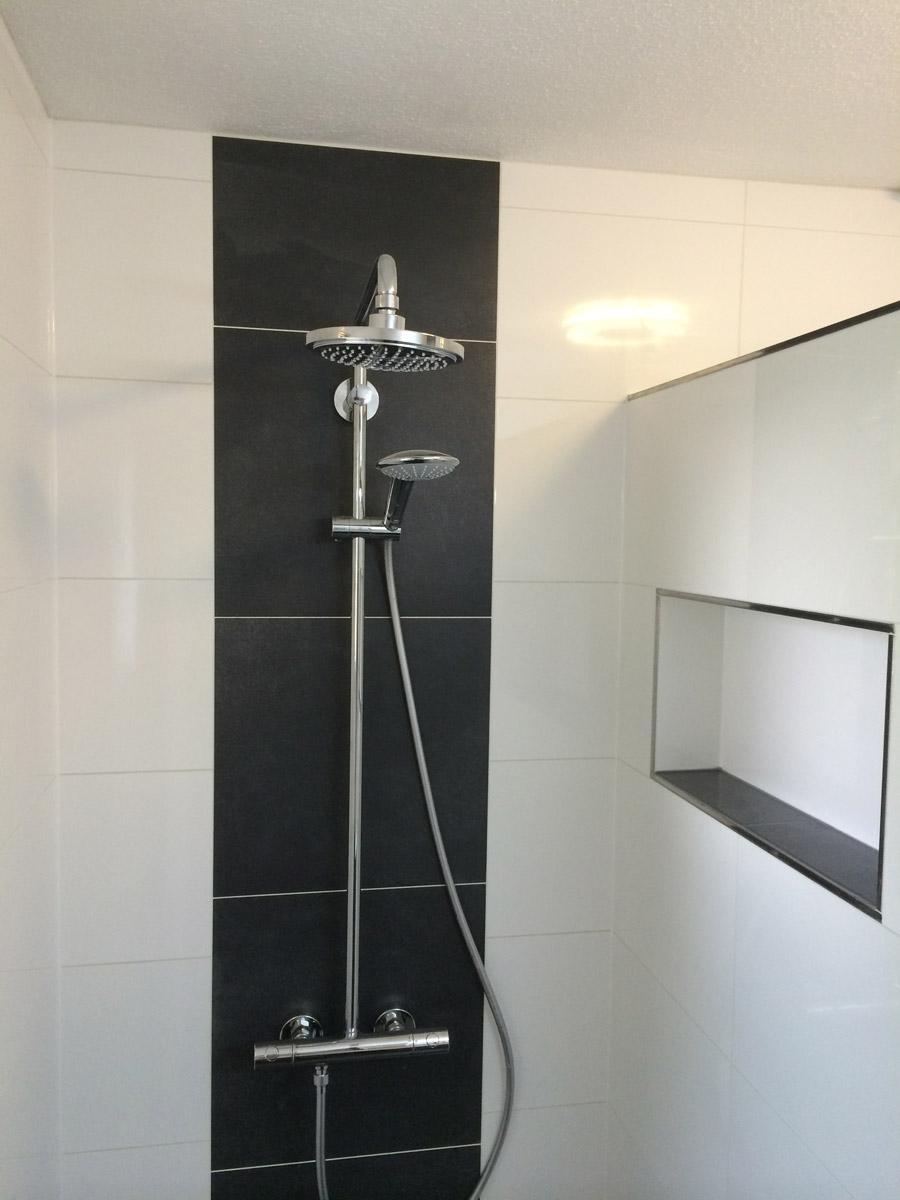 Badkamer renovatie Almere | Foto\'s badkamer renovatie in Almere