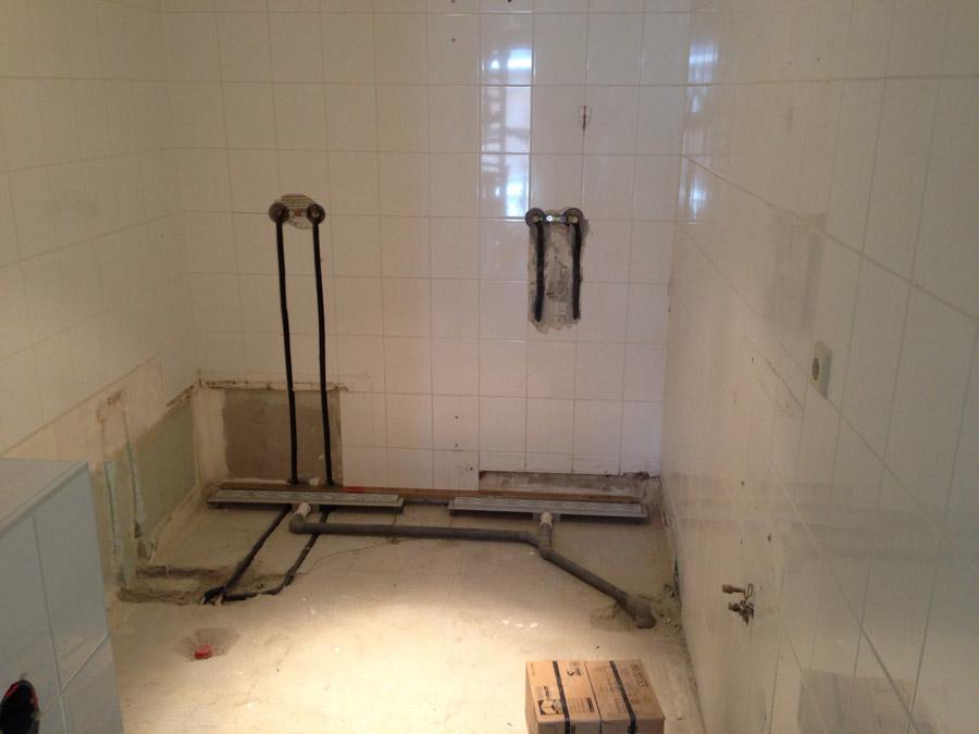 Badkamer renoveren in Weesp | Prachtige badkamer renovatie door Ter ...
