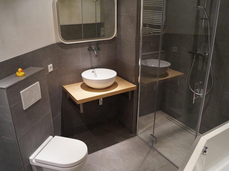 Stappenplan Badkamer Verbouwen : Badkamer renoveren uw droombadkamer komt bij ter haar techniek uit
