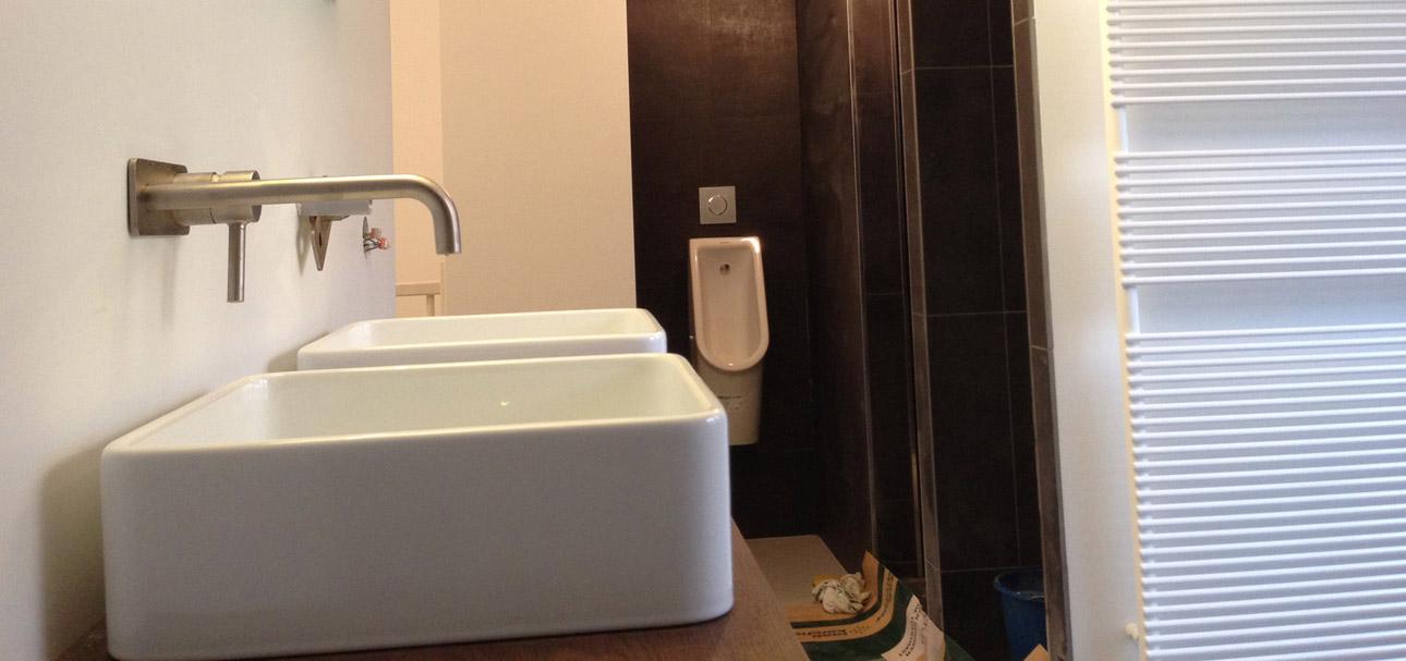 Badkamer renoveren Amsterdam | Foto\'s badkamer renovatie Amsterdam