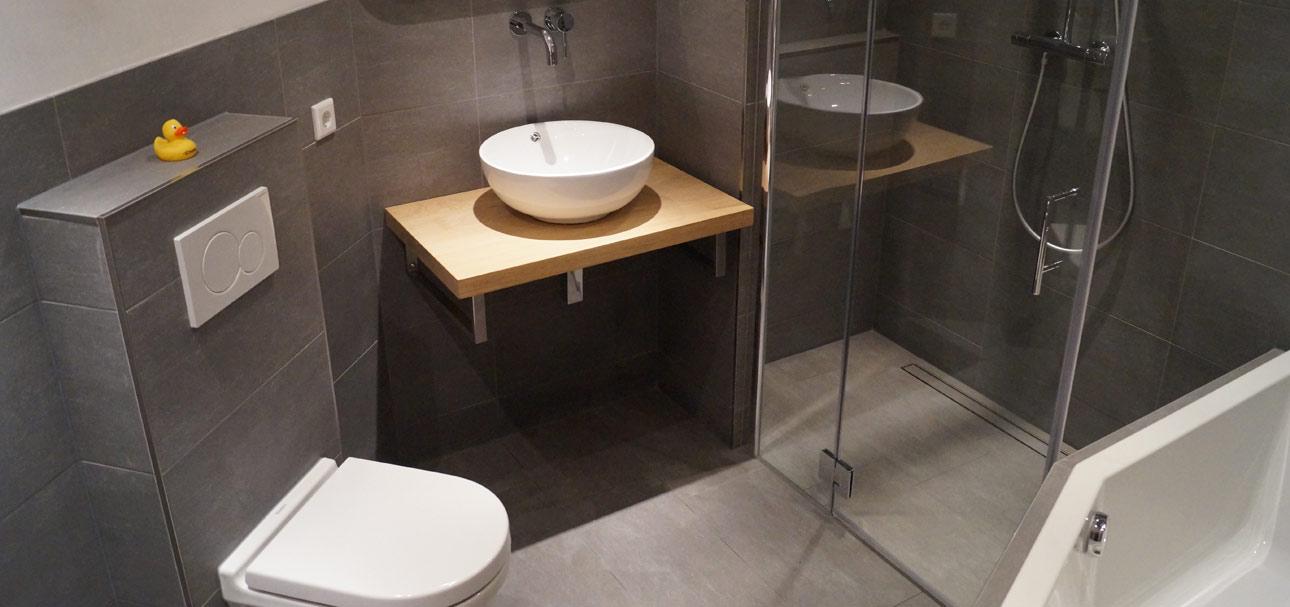 Badkamer renovatie in 13 stappen | Badkamer renovatie uitgelegd in ...