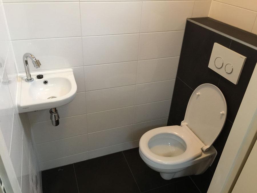 Zeer Toilet renoveren Huizen | Vakkundig toilet renovatie in Huizen XG75